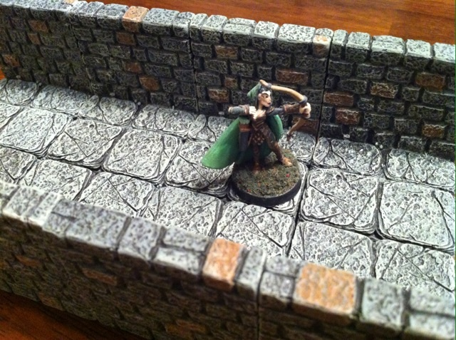 Cheap paint test: Folk Art, Apple Barrel - Page 3 - Dwarven Forge